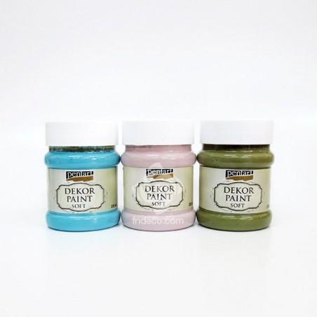 Decor Paint, soft, 230 ml