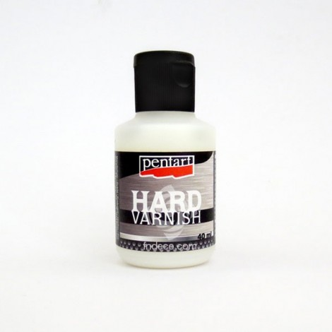 Hard Varnish, 40 ml