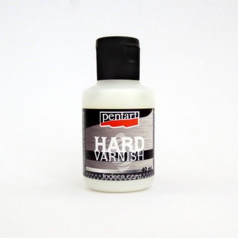 Hard Varnish, 40 ml