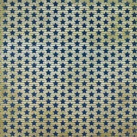 Double-sided Scrapbook Paper - AU15
