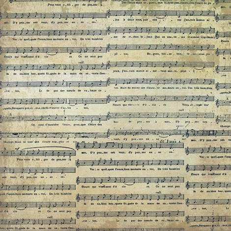 Kétoldalas scrapbook papír - AU16