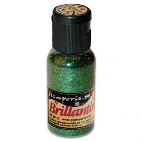 Glitter 20g, dark green