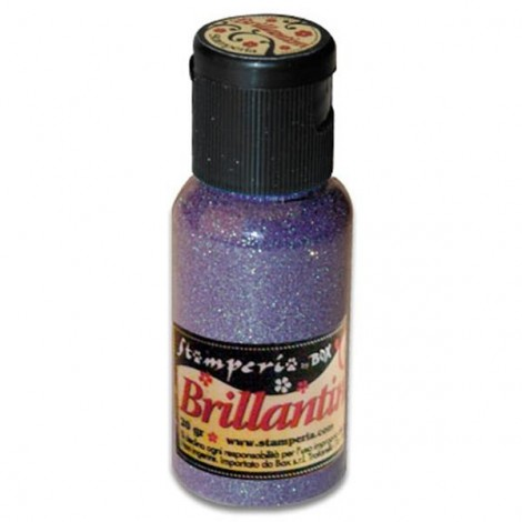 Glitter 20g, lilac