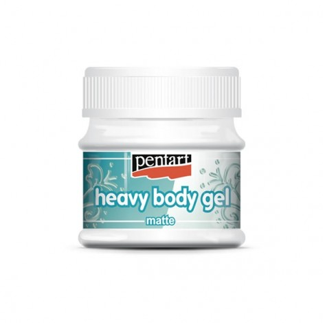 Heavy Body Gel - matte, 50 ml
