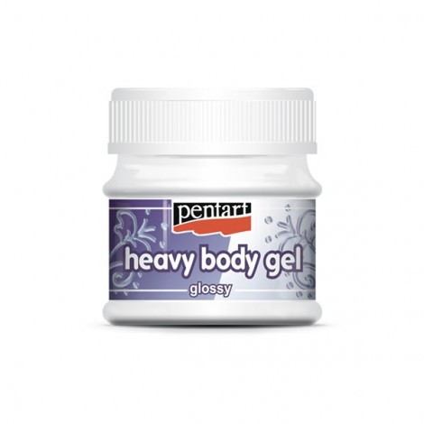 Heavy Body Gel - glossy, 50 ml