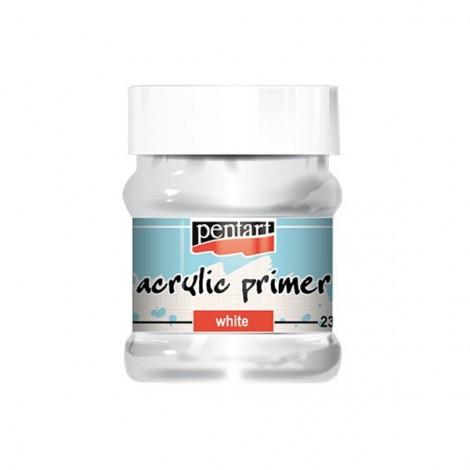 Acrylic Primer - white, 230ml