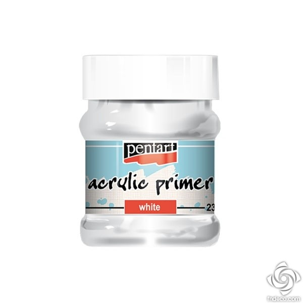 Acrylic Primer - white, 230ml