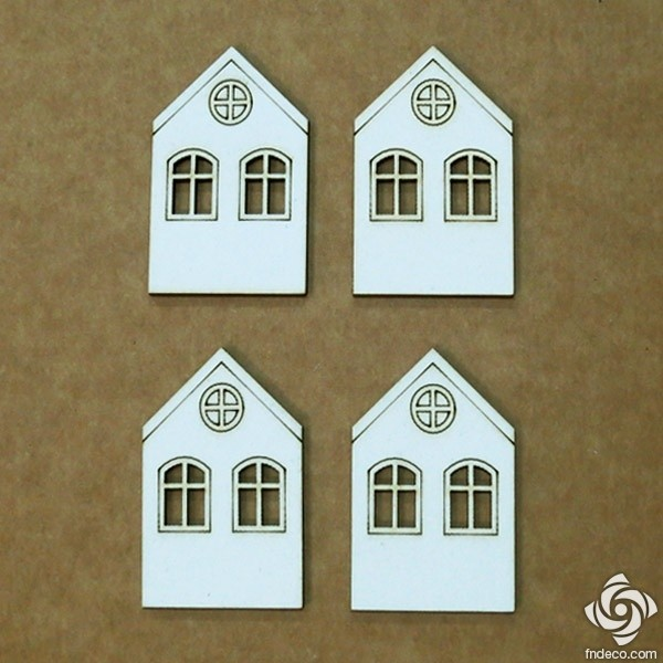 Chipboard - houses (5,5 cm)