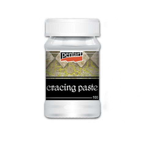 Cracking Paste - white, 100 ml