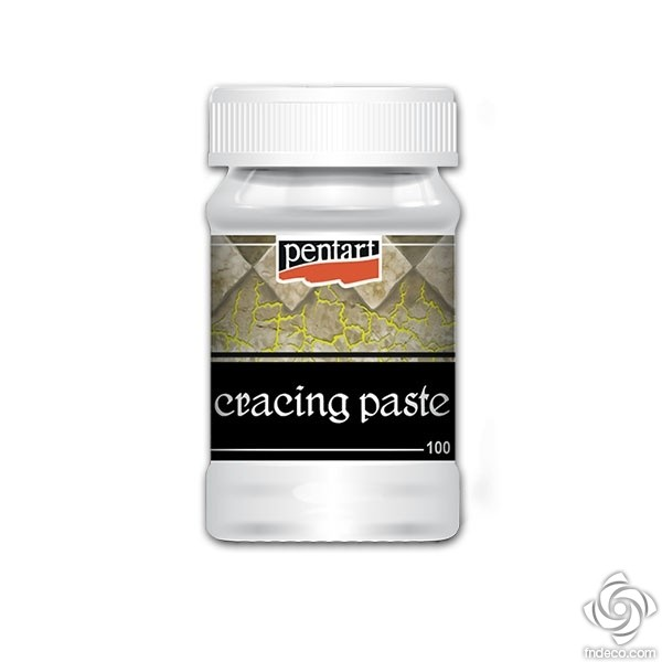 Cracking Paste - white, 100 ml