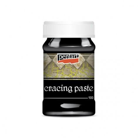 Cracking Paste - black, 100 ml