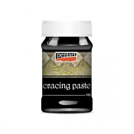 Cracking Paste - black, 100 ml
