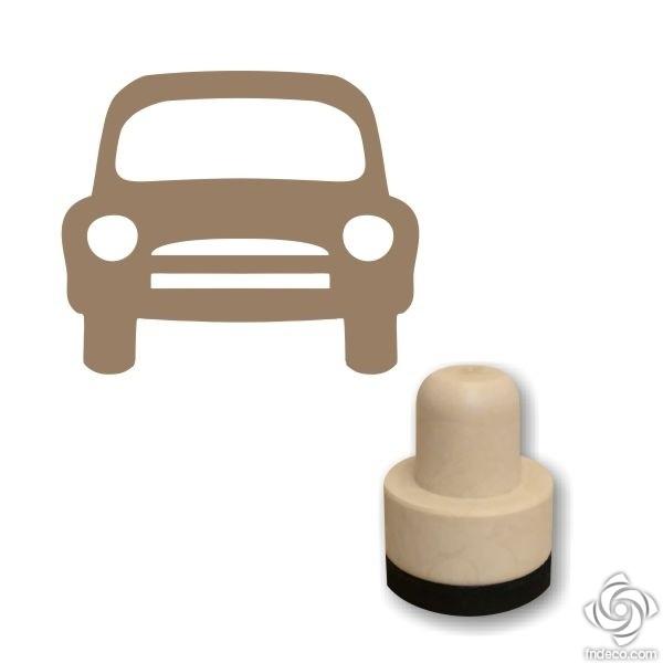 Foam stamp - Car