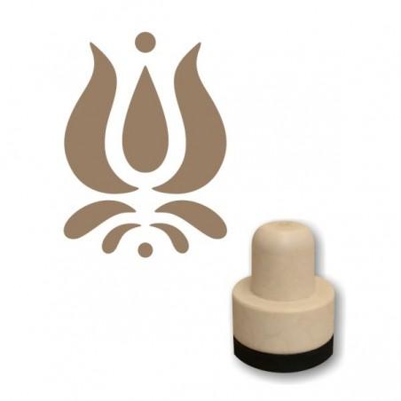 Foam stamp - Tulip