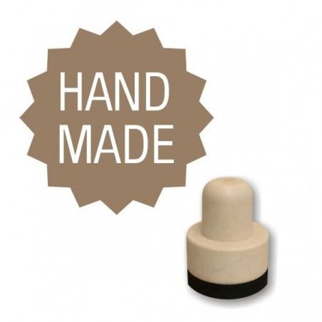 Foam stamp - Handmade