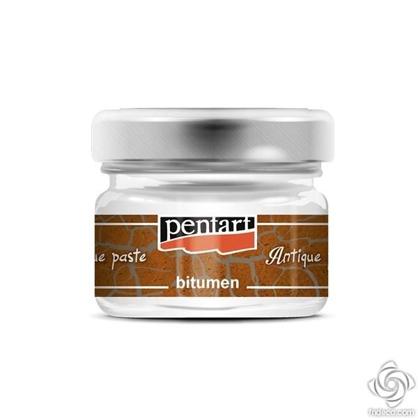 Antiquing paste - bitumen, 20 ml