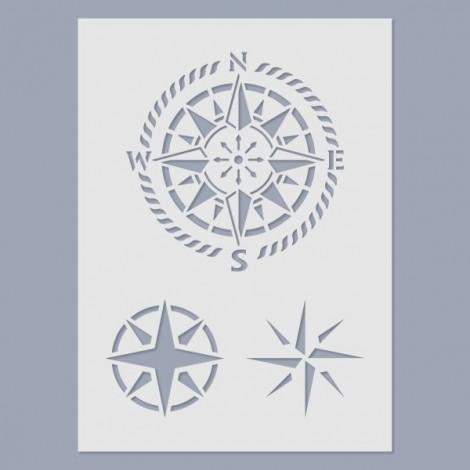 Stencil - Compass