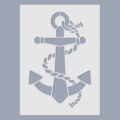 Stencil - Anchor