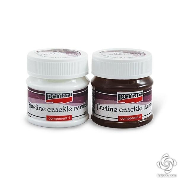 Classic crackle varnish, 50 ml