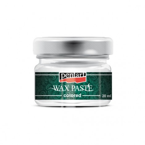 Wax pastes - colored, 20 ml