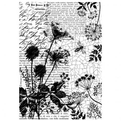 Rice Paper Napkins - A4 - DFSA4185