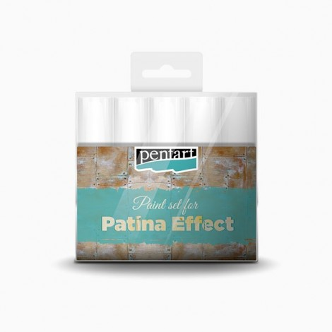 Patina effect paint set