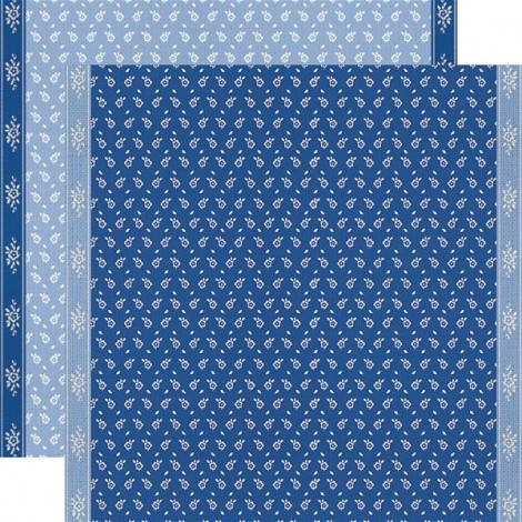 Double-sided Scrapbook Paper - SBB-496