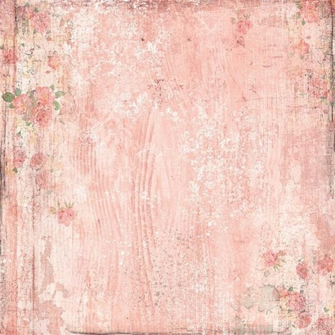 Double-sided Scrapbook Paper - SBB-498