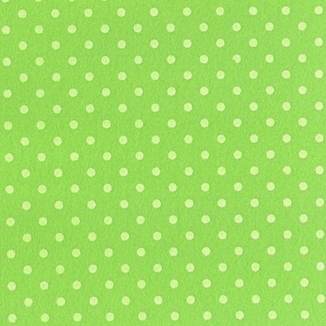 Felt sheet - polka dots 05