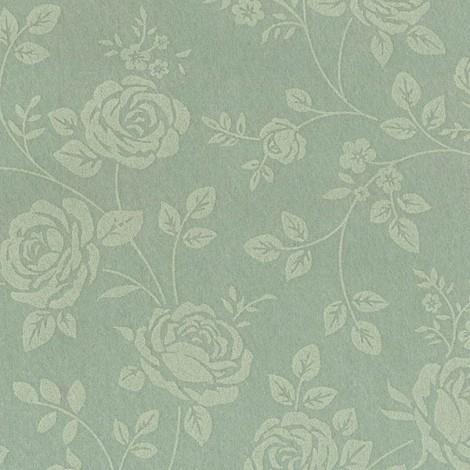 Felt sheet - roses 01