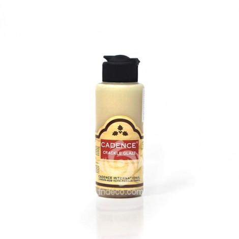 Crackle Glaze - Egyfázisú repesztőlakk, 120 ml