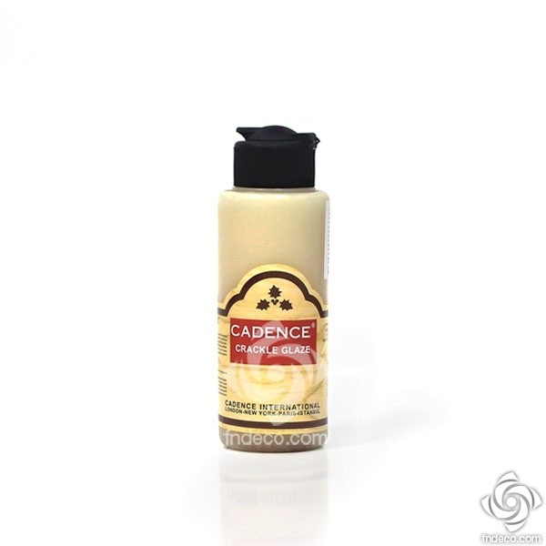 Crackle Glaze varnish, 120 ml
