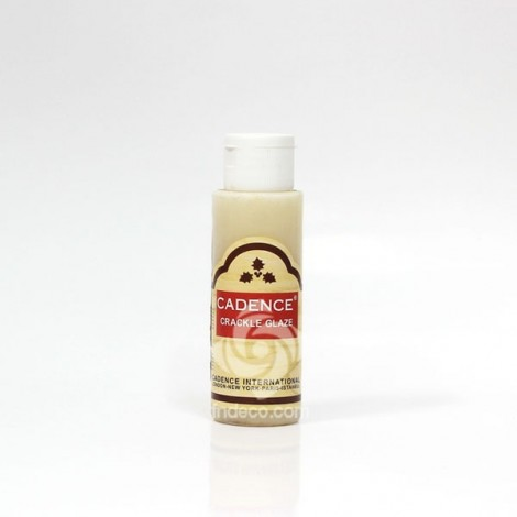 Crackle Glaze - Egyfázisú repesztőlakk, 70 ml