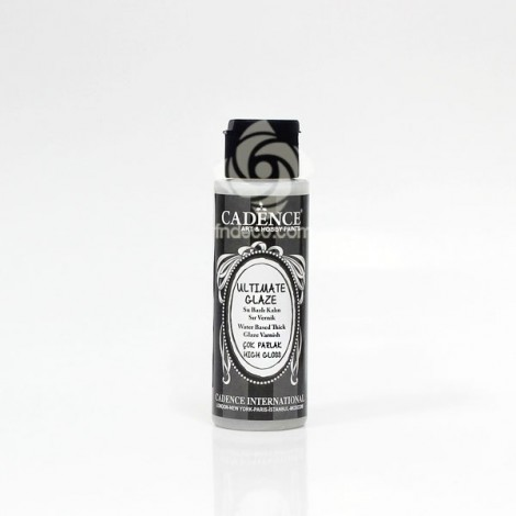 Ultimate glaze - High Gloss Varnish, 70 ml