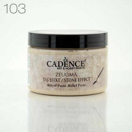 Zeugma Stone Effect Relief Paste, 150 ml
