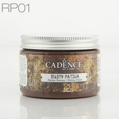 Rusty Patina - Patina Paint, 150 ml