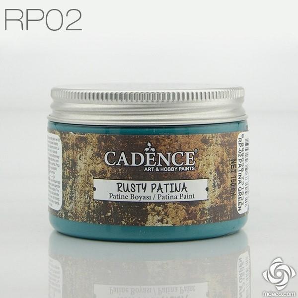 Rusty Patina - Patina Paint, 150 ml