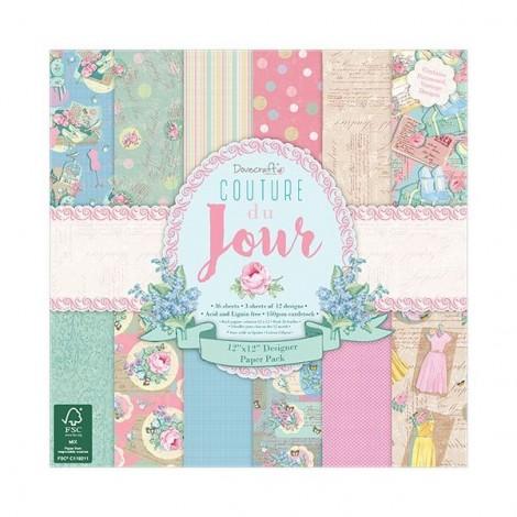 Dovecraft - Couture Du Jour Papírtömb