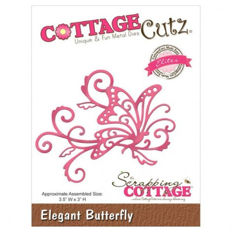 Cottage Cutz - Elegant Butterfly