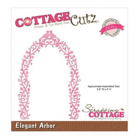 Cottage Cutz - Elegant Arbor