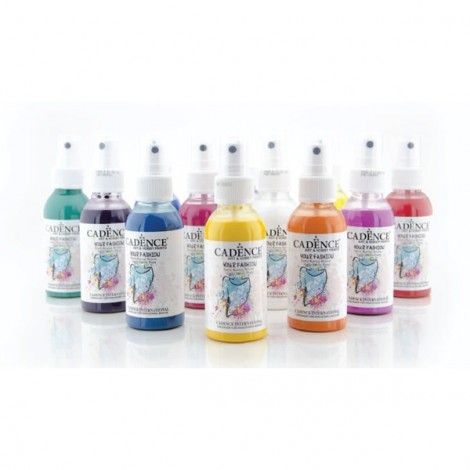 Your Fashion Spray Fabric Paint, 100 ml