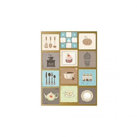 Rice Paper Napkins - A4 - M061