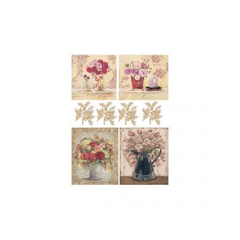 Rice Paper Napkins - A4 - M059