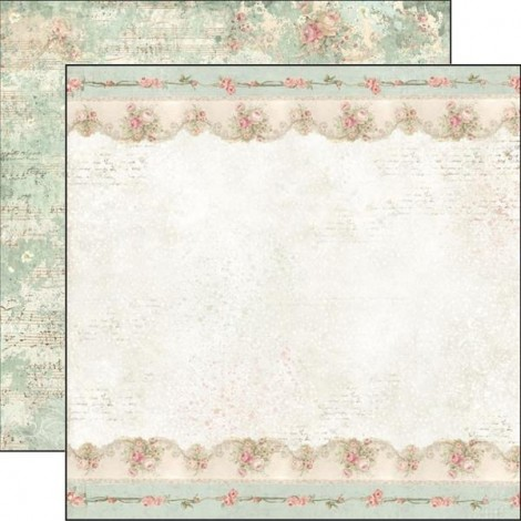 Double-sided Scrapbook Paper - SBB-515