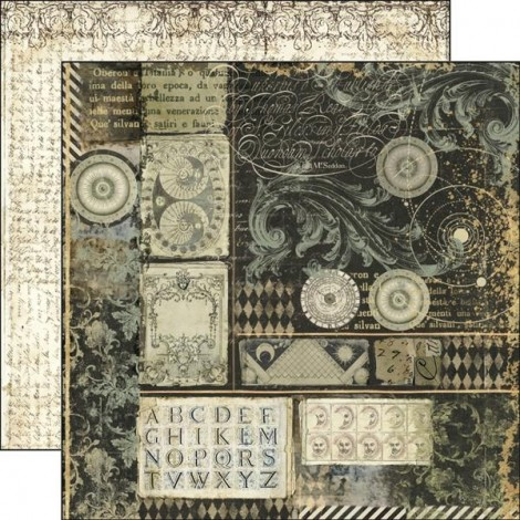 Double-sided Scrapbook Paper - SBB-526