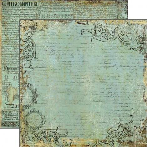 Kétoldalas scrapbook papír - SBB-527
