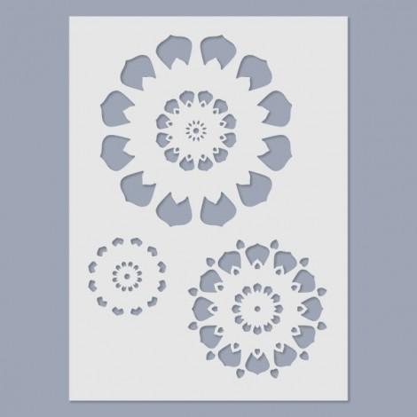 Stencil - Mandala
