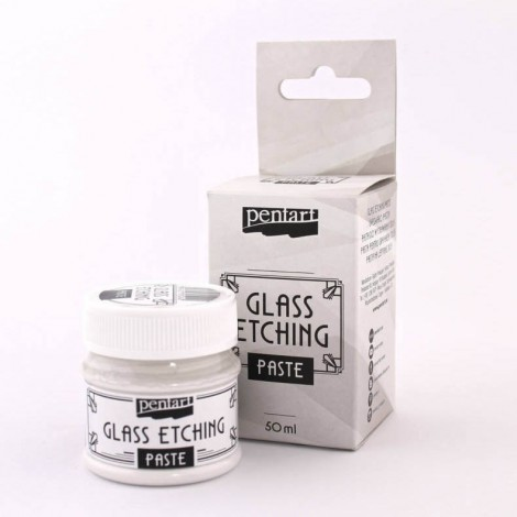 Glass eching paste, 50 ml