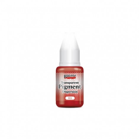 Transparent pigment dispersion, 20 ml