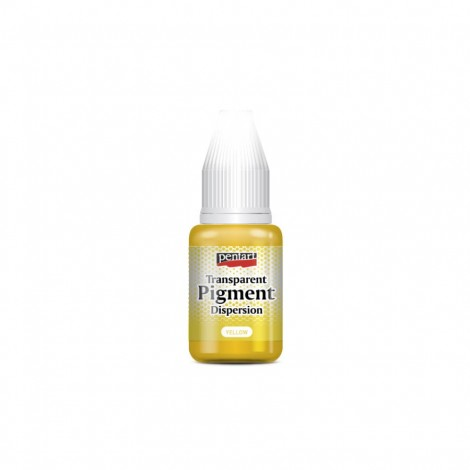 Transparent pigment dispersion, 20 ml